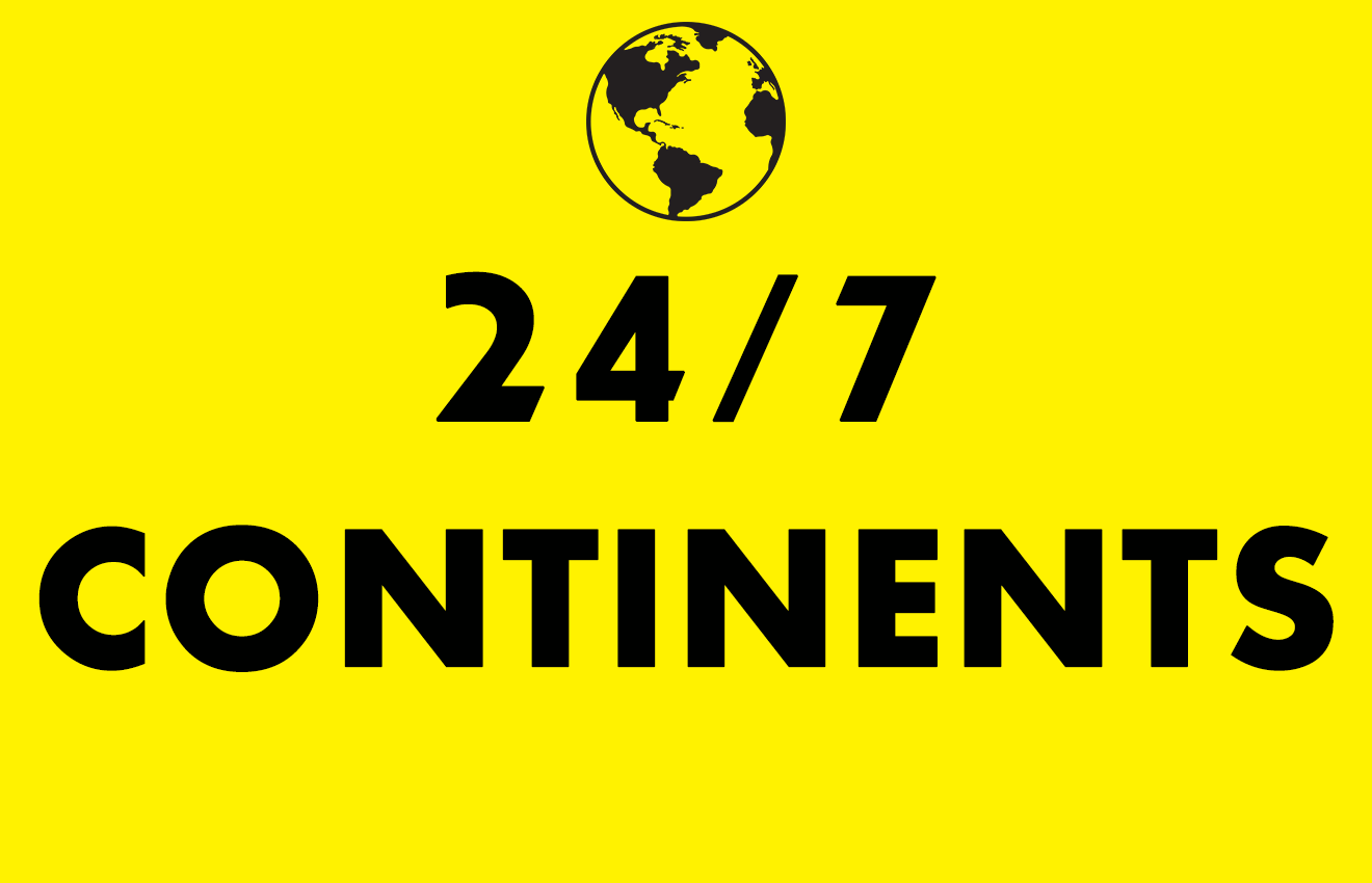 24/7 Continents - Discover The World